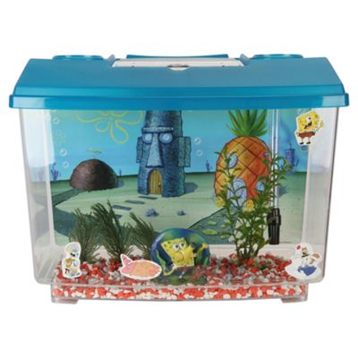 Buy spongebob squarepants complete aquarium from our for Spongebob fish tank