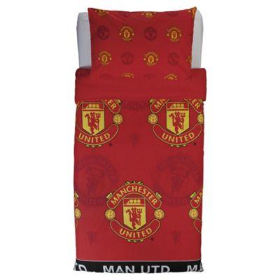 Manchester United Football Club Rotary Duvet
