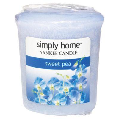 Yankee Candle Votive Sweet Pea