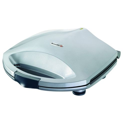 Breville VST004 2 Slice Sandwich Toaster - Silver