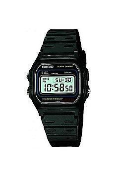 Casio Computer Gents Digital Watch Black