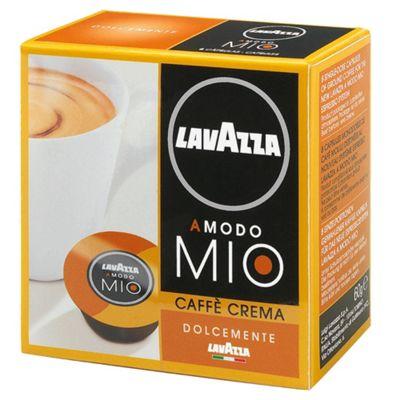 Lavazza A Modo Mio Caffe Crema Dolcemente 120g Coffee pods