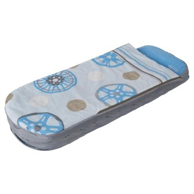 Blue Swirls Junior ReadyBed