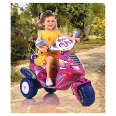 Feber Scooty Hornet Battery Powered Ride-On Motorbike