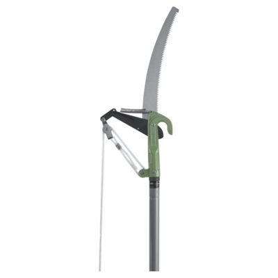 Tesco Telescopic Tree Pruner Set