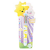 Forecast Friends Colour Changing Pen with 10 Colours Childrens Stationery