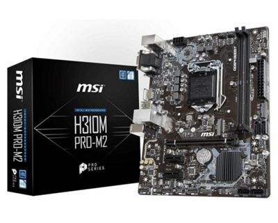 MSI H310M PRO-M2 Motherboard