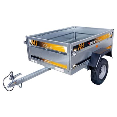 Erde Classic 143.2 Trailer (supplied for self assembly)