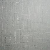 Superfresco Paintable Heavy Weave White Wallpaper