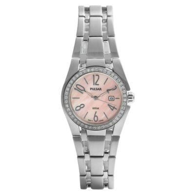 Pulsar Ladies Large Bracelet Watch