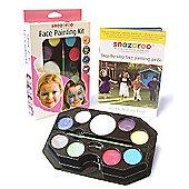 Snazaroo Face Painting Kit - Pastel Colours
