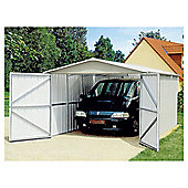 Yardmaster Metal Garage, 10x17ft