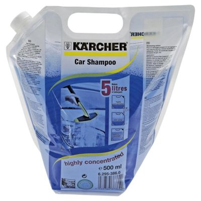 Karcher Car Wash Shampoo Pouch, 500ml