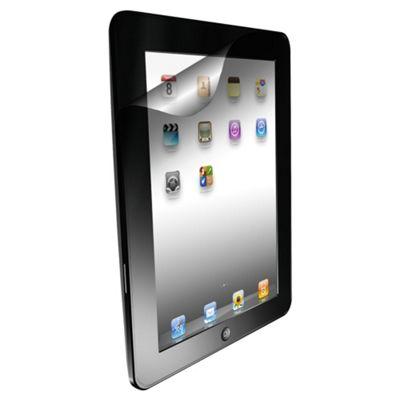 Protec iPad 2 Screen Protector AntiFinger Print Clear