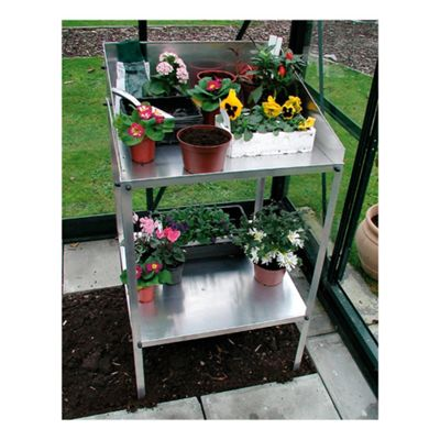 Halls Aluminium Potting Bench