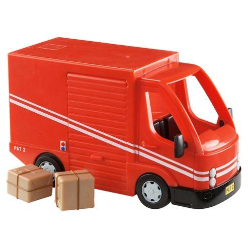 Postman Pat Sds Push Along Van