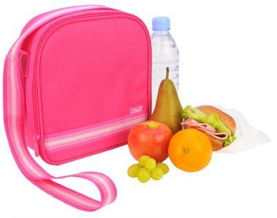 Polar Gear Everyday Lunch Cooler Bag, Pink