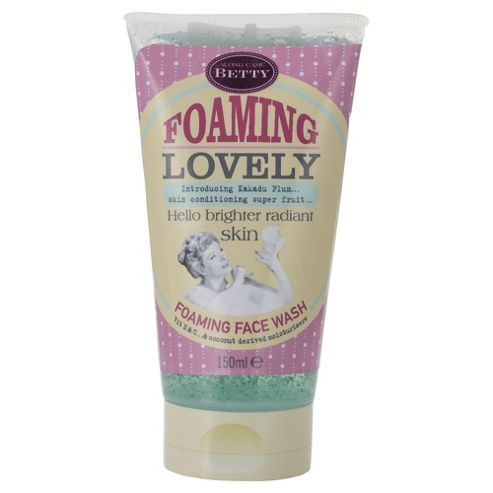 Along Came Betty Foaming Face Wash Foaming Lovely 150Ml