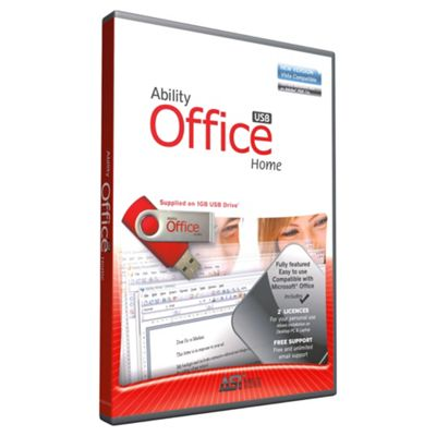 ASI Ability Office Home 2 User