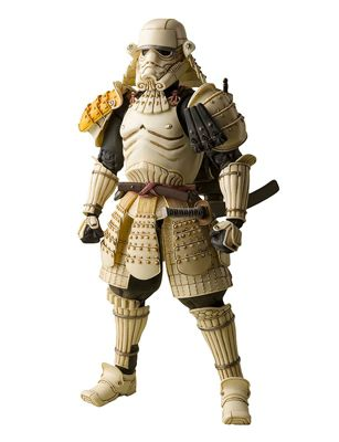 Tamashii Nations Star Wars Sandtrooper Movie Realisation Bandai Figure - 29777