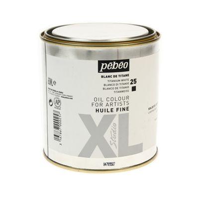 Pebeo Xl Oil 650ml - Titanium White