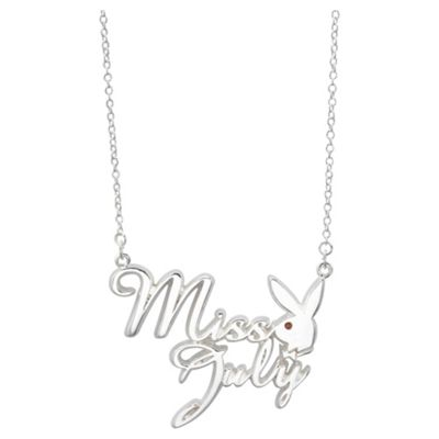 Playboy Miss July Pendant