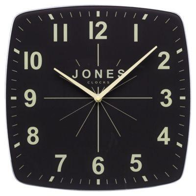 Jones & Co Boxy Clock