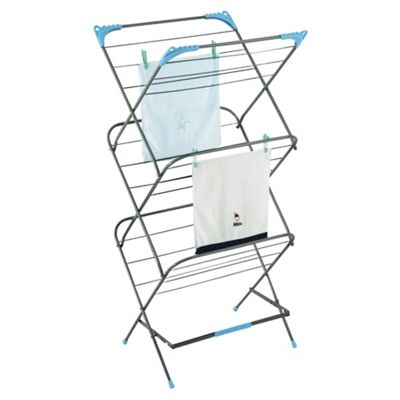 Tesco 3 Tier 11M Indoor Clothes Airer