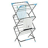 Tesco 3 Tier Concertina Indoor Clothes Airer
