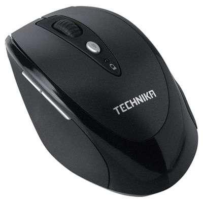 Technika Advanced 2.4 GHz Wireless Optical Mouse