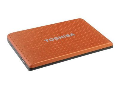 Toshiba Stor.E PARTNER 2.5 inch 1000GB SuperSpeed USB 3.0 (Orange)