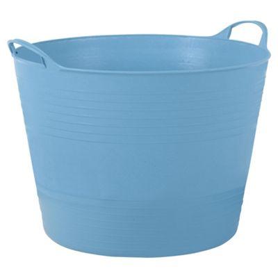Blue 42L Flexi Tub