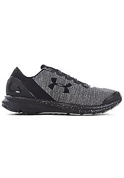 Under Armour Charged Escape Mens Running Training Trainer Shoe Black/Grey - Black