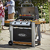 Outback Spectrum 3 Burner Gas BBQ