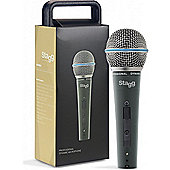 Stagg SDM60 Professional Dynamic Multi-Purpose Mic