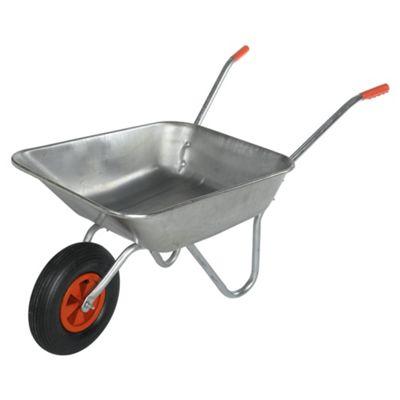 Tesco Galvanised Wheelbarrow
