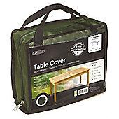 Gardman 8 Seater Rectangular Table Cover- Green