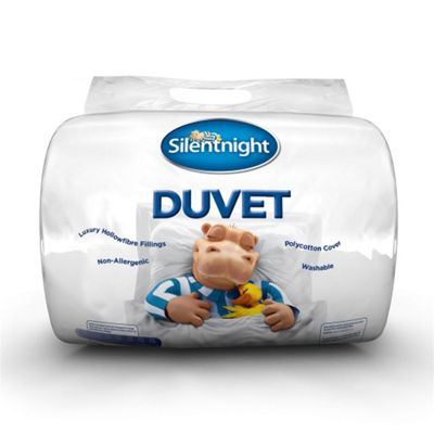 Silentnight Single Duvet Hollowfibre 4.5 Tog