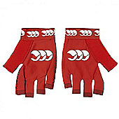 Canterbury Pro Grip Mitt - Red - Red