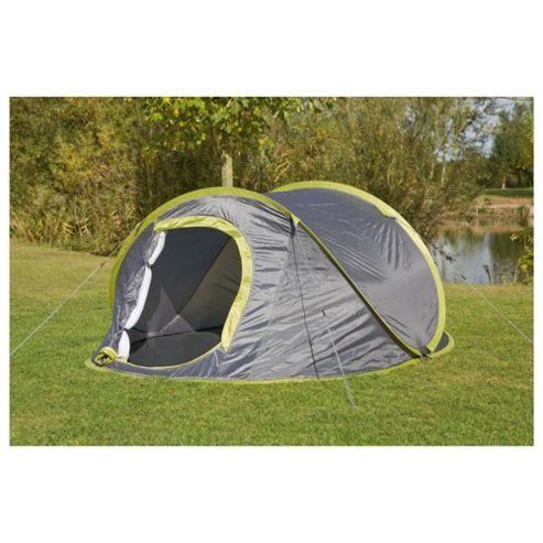Tesco 2-Man Pop-Up Tent