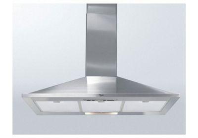 Whirlpool AKR590UKIX Built-In Cooker Hood in Stainless Steel