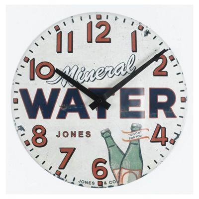 Jones & Co Advertising Clock
