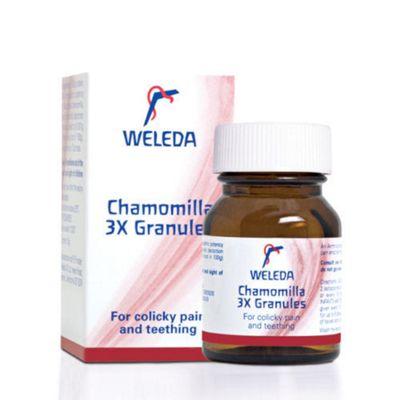 Chamomilla 3x Granules (15g Ointment)