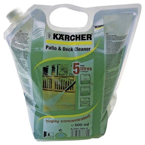 Karcher Patio & Deck Cleaner Pouch, 500ml