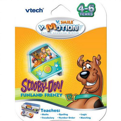 VSmile Motion Game Scooby Doo