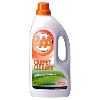 Vax AAA Carpet Cleaning Solution 1.5L
