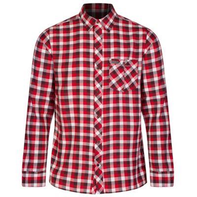 Regatta Mens Lazka Shirt Senator Red XL