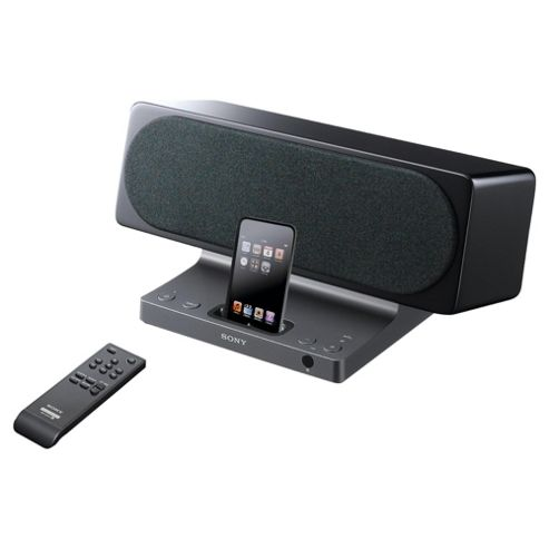 Sony Srsgu10ip Ipod Speaker - Black