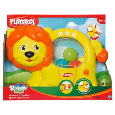 Playskool Learn 'n' Pop Lion