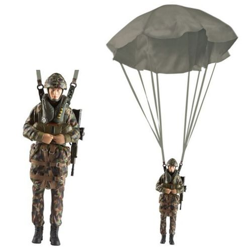 H.M Armed Forces Paratrooper